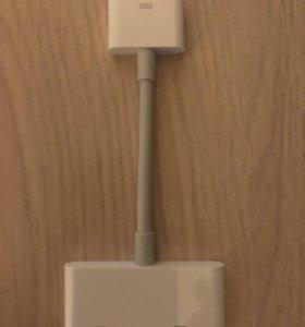 30-пиновый цифровой AV-адаптер Apple (MD098ZM/A)