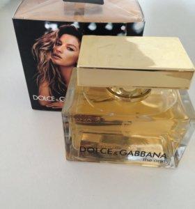 Парфюмерная вода Dolce Gabbana