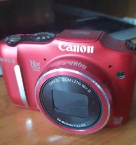 Фотоаппарат Canon PowerShot SX160 IS