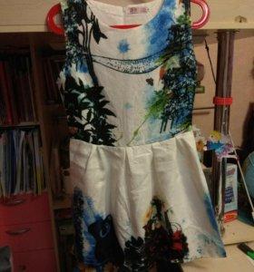 Платье новое, р.р 152 (40)
