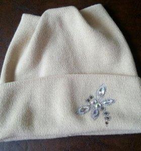 Новая шапка с ушками