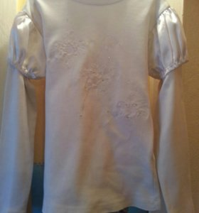 Блузка для девочки   7-10лет