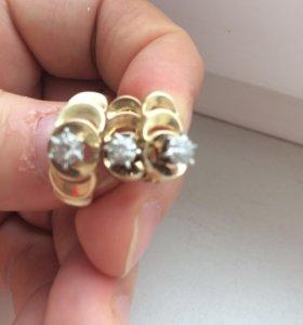 Набор бриллиантовый