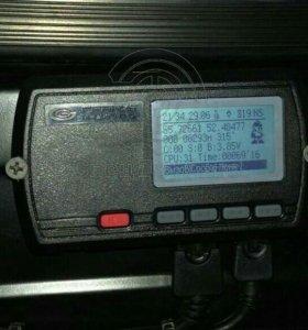Глонас GPS Гранит навигатор 2.08