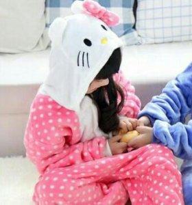 Пижама - кигуруми детская. Новая.