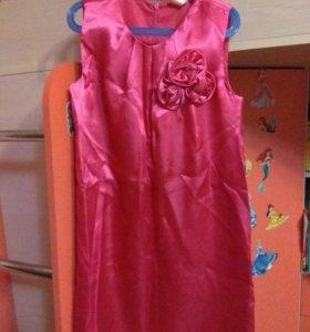 Платье новое 146, 152р-р