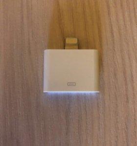 Адаптер Apple 30pin-Lightning 8 pin