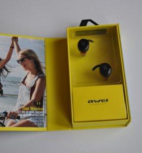 Bluetooth наушники Awei T1