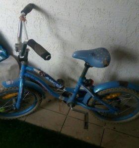 Продам велосипед для мальчика 4, 5 лет