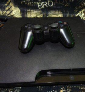 Sony Playstation 3 slim 320GB + 41 игра