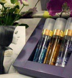 Набор для процедуры экранирования волос от Estel