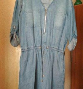 Джинсовое платье O STIN