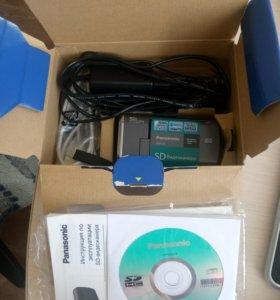 Новая цифровая видеокамера Panasonic