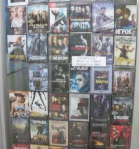 ДВД диски - много