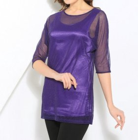 Комплект новый - блузка и топ размер 46