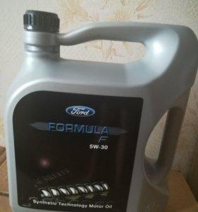 Моторное масло Formula F 5w30