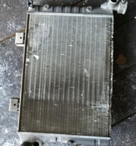 Радиатор ваз2106