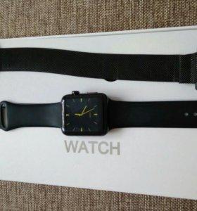 Умные сенсорные часы Smart watch IWO2