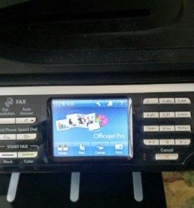 МФУ HP OFFICEJET PRO 8500 Wireless