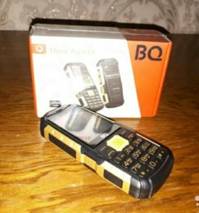 Телефоны BQ tank pover