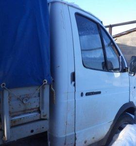 Газель 3302 грузовой (тент) дизельный, 1998 г.в.
