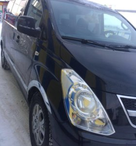 Hyundai H-1 (starex grant)