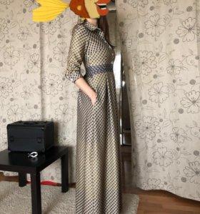 Платье в пол 42-44р/р