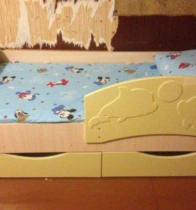Кровать Дельфин-3