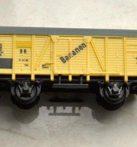 Модели железной дороги тт вагоны для бананов