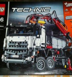 Новый Lego Technic 42043 Mercedes-Benz Arocs