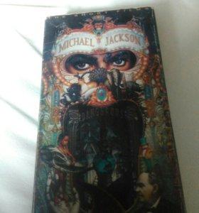 Michael Jackson видеокассета