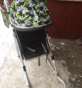 Санки детские с колёсами