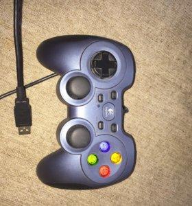 Продаю Logitech Rumble Gamepad F510