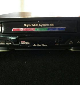 LG W162W Кассетный видеоплеер.