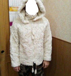 Куртка-(дублёнка)