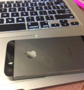 iPhone 5s б/y