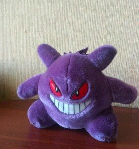 Покемон gengar игрушка. Оригинал nintendo