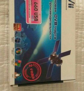 Спутниковый приемник S660 USB (Обмен)