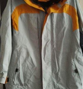 Куртка мужская Columbia размер L