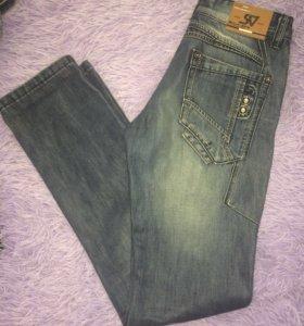 Муж.джинсы хорошего качества 44 -46 р