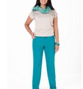 Женские брюки на флисе