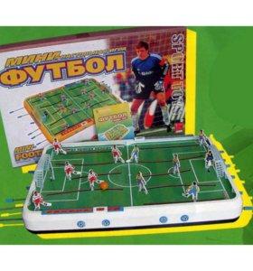 настольный футбол НОВЫЙ в упаковке