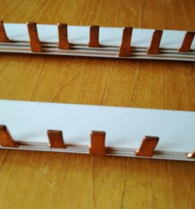 Шина 3-х фазная : длинная и короткая