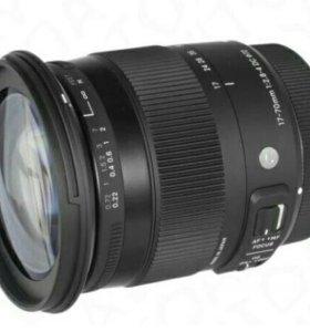 Sigma AF 17-70mm f/2.8-4.0 Canon EF-S