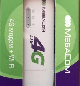USB LTE Wi-Fi модем