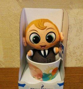 Игрушка от DreamWorks Босс-молокосос