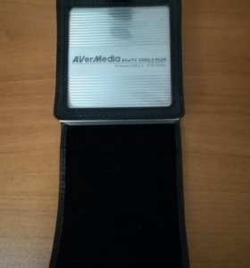 TV тюнер AverMedia AverTv usb2.0 plus