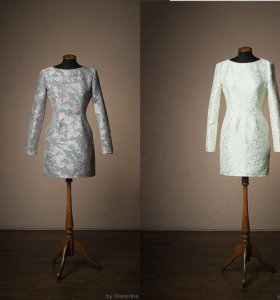 Дизайнерские платья №5 и №6