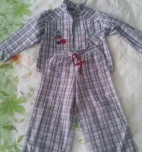 Пижама на мальчика