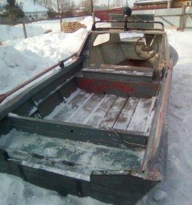 Лодка Серебрянка